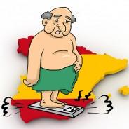 Record de obesidad en España. Nos ponemos a la altura de EEUU